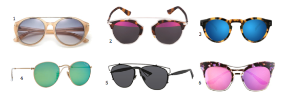 sunglass necessities